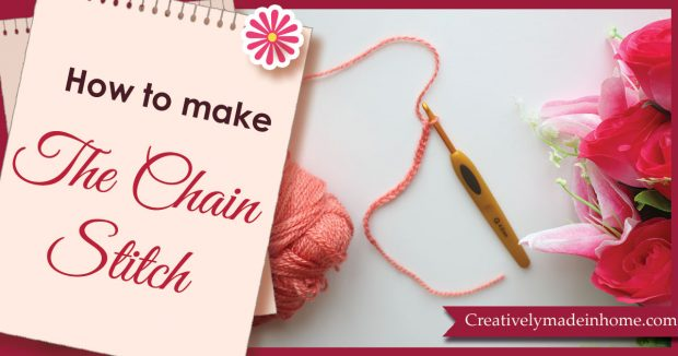 How to make chain stitch
