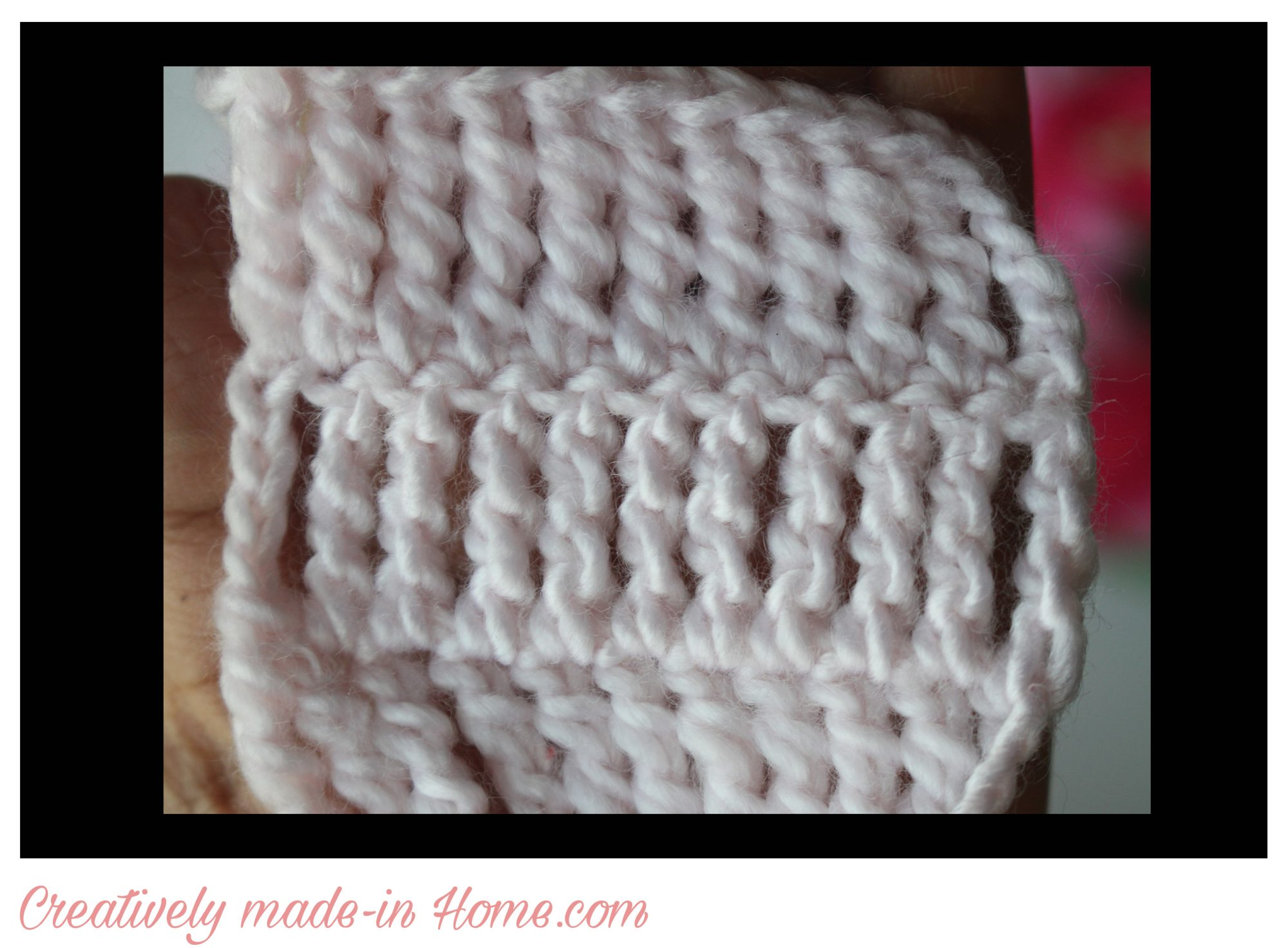 Double Triple Crochet Stitch | How to make Double Triple ...