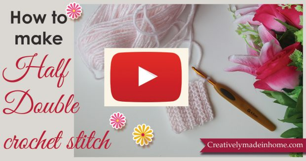 Half-Double-Crochet-video