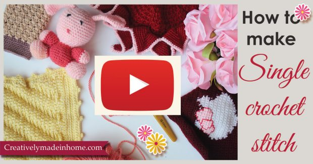 Single-Crochet-video