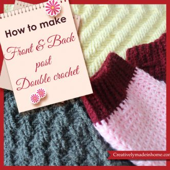 How-to-make-Front-&-Back-post-double-crochet