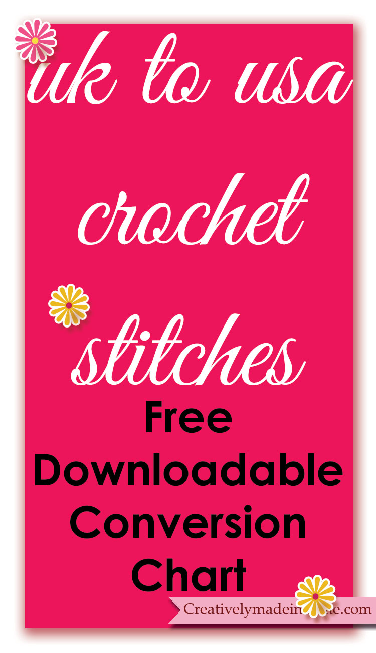 Uk to us crochet stitches conversion chart creatively made in home nvjuhfo Image collections