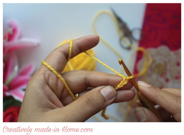 How-to-crochet-5-point-Star--step-01