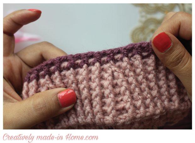 smart crochet cap