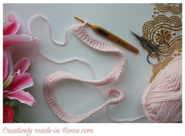 How-to-make-crochet-jacket-for-infant-Step-02