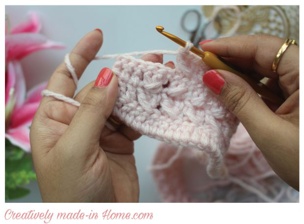 How-to-make-crochet-jacket-for-infant--Step-09