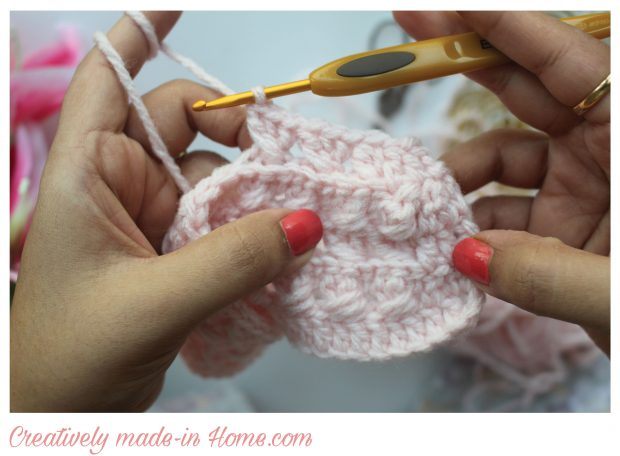 How-to-make-crochet-jacket-for-infant--Step-14