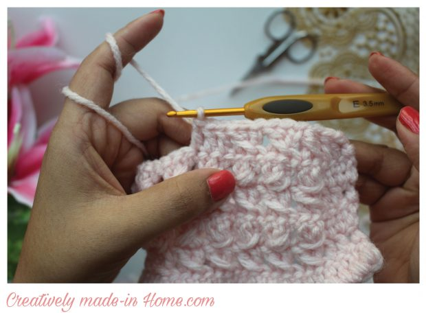 How-to-make-crochet-jacket-for-infant--Step-15