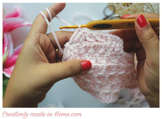 How-to-make-crochet-jacket-for-infant--Step-16