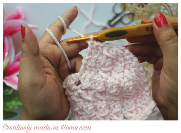 How-to-make-crochet-jacket-for-infant--Step-17