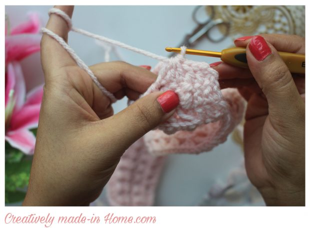 How-to-make-crochet-jacket-for-infant--Step-18