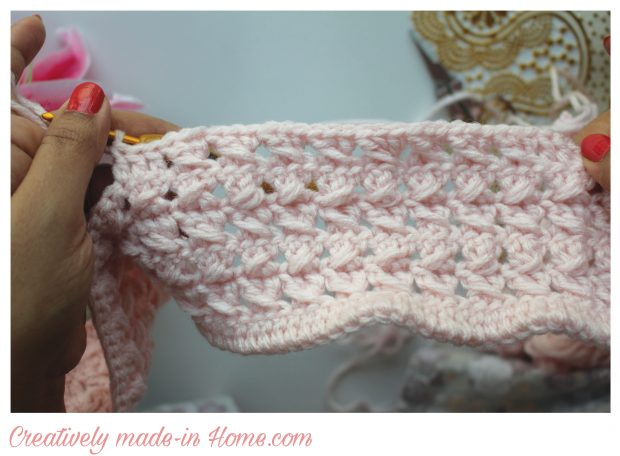 How-to-make-crochet-jacket-for-infant--Step-19