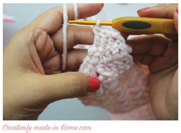 How-to-make-crochet-jacket-for-infant--Step-22