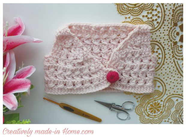 How-to-make-crochet-jacket-for-infant--Step-24