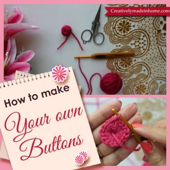 How to make your own buttons
