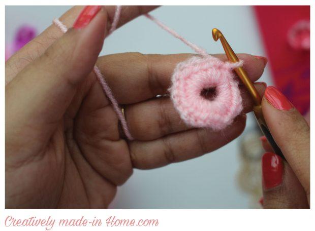 How to crochet Posy-Step-03