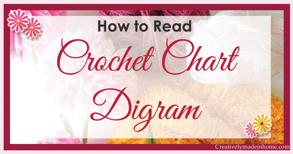 How to Read Crochet Chart Diagram