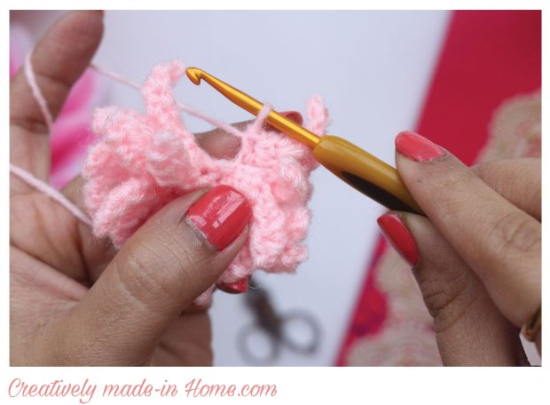 How-to-crochet-3-dimensional-flower--Step-10
