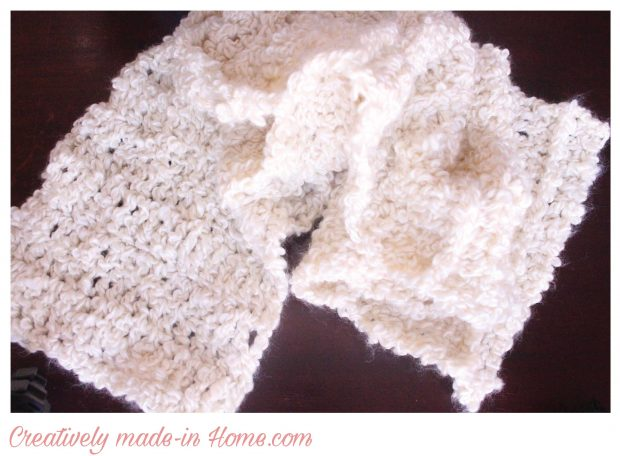 How to crochet easy modern scarf-09